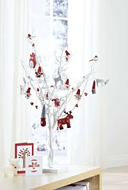Decorative Trees With White Lights  Wanker For Decorative Twig Tree