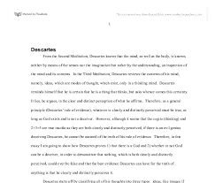 descartes classification of thoughts university historical and  document image preview