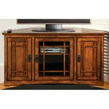 tv unit with sliding door wooden corner cabinet with 3 doors and glass storage plus sliding