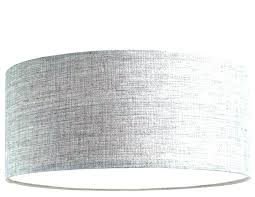 full size of silver lampshade next grey lamp shades long modern textured large drum ceiling light