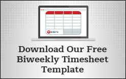 Biweekly Timesheet Template Free Bi Weekly Timesheet Template Semi Monthly Timesheet In Excel