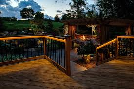 deck accent lighting. Outdoor Rope Lights For Decks Deck Accent Lighting