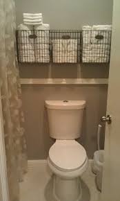 towel storage above toilet. 43 Over The Toilet Storage Ideas For Extra Space Towel Above A