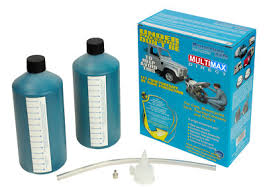 Puncturesafe Tyre Sealant Cars Motorcycles 2 1 Double Kit