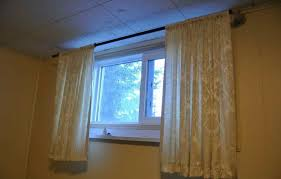 basement window treatment ideas.  Basement Basement Window Treatment Ideas Throughout T