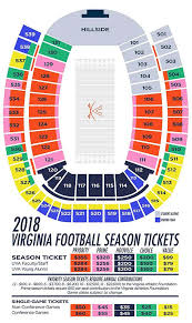 2018 football seating and pricing