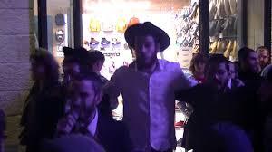 hanukkah 5779 2018 mamilla mall chabad of talbiya 1st night 17 simcha friedman