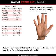 Goalkeeper Glove Size Chart Nike Goalkeeper Gloves Size Guide