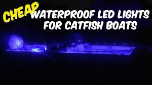 Front Boat Light Colors Cheap Waterproof Led Lights For Your Catfish Boat