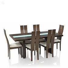 indian dining table 6 chairs. dining set with six chairs solid wood modern online from india indian table 6 i