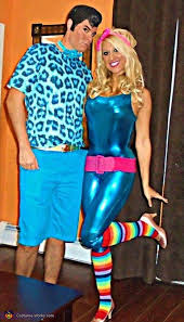Perfekt Barbie And Ken Toy Story 3 Costume