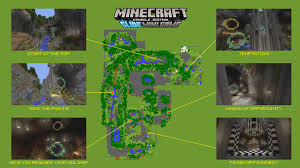 minecraft xbox one map size glide mini game on consoles tomorrow minecraft