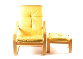 yellow leather chair and ottoman ii yellow leather chair yellow leather chair and ottoman ii furniture yellow leather dining room chairs yellow faux leather