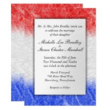 red white and blue wedding invitations & announcements zazzle Wedding Invitations Red And Blue red white and blue marble wedding invitations red white and blue wedding invitations