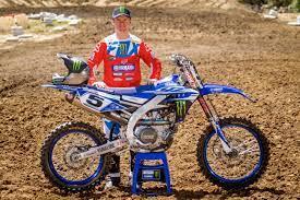 Motocross: Kirk Gibbs Signs On With CDR Yamaha For 2019 Motocross Season