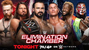 WWE Elimination Chamber 2021 LIVE Preview - YouTube