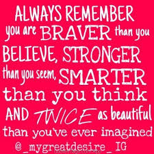 Believe You Are Beautiful Quotes