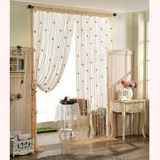tassel curtain decoration door window
