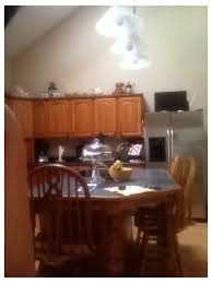 my kitchen table and c