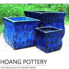 glazed ceramic pot blue square glazed ceramic pots garden outdoor glazed ceramic pots melbourne glazed ceramic pot feet