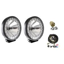 Hybrid Driving Lights Lightforce Htx2 12v Hybrid Driving Light Complete Kit On Sale Now