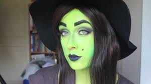 wicked witch makeup you