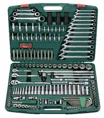 <b>Набор инструментов</b> Hans TK-<b>163</b> (<b>163</b> предм.) — купить по ...
