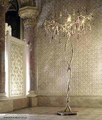 lovely floor lamp chandelier 4 light bridge spectrum target awesome interior crystal lamps
