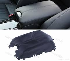replacement black armrest leather skin car console armrest case cover for honda accord 2008 2009 2010 2016 2016 car styling p51 cool auto accessories cool