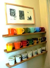 coffee mug storage wall mounted mug holder mug rack ideas coffee mug storage ideas coffee mug rack ideas mug rack wall mounted coffee cup holder coffee mug