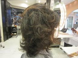 Forty代髪型 ミディアム