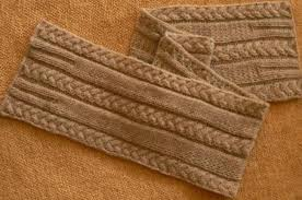 Cable Knit Scarf Pattern Stunning Plait Cable Scarf ⋆ Knitting Bee