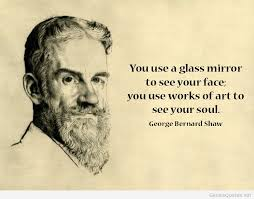 George Bernard Shaw Quote via Relatably.com