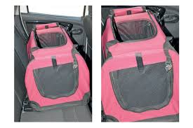halfords pet canvas carrier best in car dog guards and harnesses auto express