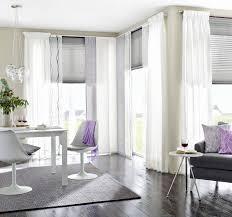 Wohnzimmer Gardine Modern Genial