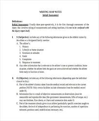 How To Write Soap Notes Free 19 Soap Note Examples In Pdf Examples