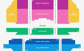 Austin City Limits Seating Map Fox Theater Detroit Seat