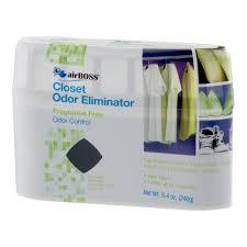 airboss closet odor eliminator fragrance free odor control 8 4 oz com