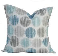 slate blue pillows. Wonderful Slate Coastal Polka Dot Pillow Cover Cushion Decorative Throw Pillow Grey Slate  Blue For Pillows