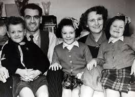 Family pictures of former Newcastle United manager Joe Harvey - Chronicle  Live