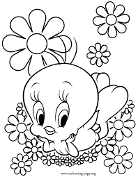 Flower Coloring Pages Kids 2258530