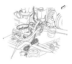 Marine Engine Wiring Harness