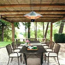 overhead outdoor heaters image of outdoor electric heater ceiling mounted outdoor patio heaters