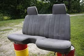 pickup seats yotatech forums