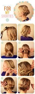 Cute Easy Medium Hairstyles Cool Easy Hairstyles Braids Best Hair Style Ideas 2017
