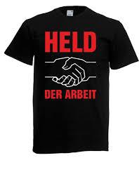 Herren T Shirt Held Der Arbeit Sprüche Lustig I Fun Bis 3xl Latest