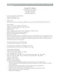 Government Resume Templates Mesmerizing Federal Government Resume Template Download Inspirational Job Go How