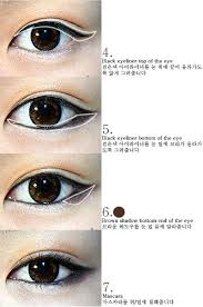 yun shock natural korean makeup eyes have you seen the new promotion real techniques brushes makeup korean eye