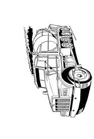 Kids N Funcom 32 Coloring Pages Of Trucks