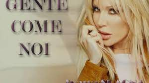 Ivana Spagna - Gente come noi (karaoke - fair use) - YouTube